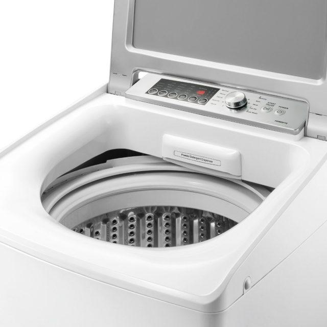 Cara Menstabilkan Putaran Mesin Cuci Bukaan Atas